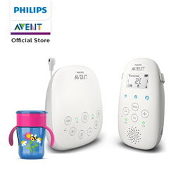 Philips Avent DECT Baby Monitor Bundle