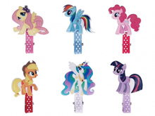 1X My Little Pony Character Design Hair Clip