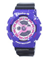 CreationWatches  Casio Baby-G World Time Shock Resistant Analog Digital  BA-110NC ffb0ea78bf