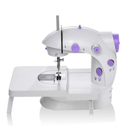 Only $18.90!! Mini portable Sewing Machine/ Home use sewing machine power and battery dual use
