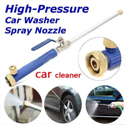 Flexible Garden Hose Sprayer Home Garden Hose Pipe Wand Attachment Dedc Car Washer Water Jet High Pressure Power Washer Wand With Water Hose Nozzle Automotive Car Care