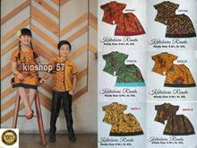 Welans Batik - Kebaya Anak - Kutu Baru - Renda LP06