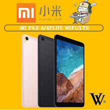Ready Stocks-Pick Up Now-XIAOMI MIPAD 4/Tablet/WIFI/LTE/ MI Pad 4 Plus 64GB/ 128GB