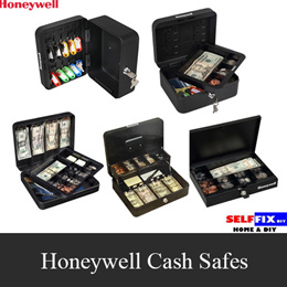 【Honeywell】Cash safes