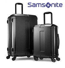 Samsonite / Samsonite Carbon Elite Travel Bag 2P Set / 10 pieces on sale! Free Shipping on Air Shipping !!