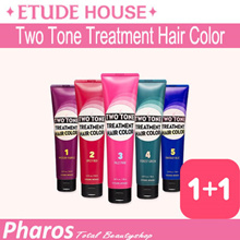 [Pharos]★Etude House★ [1+1] Two Tone Treatment Hair Color 150ml