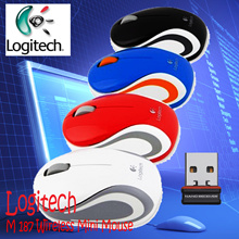 Logitech M 187 Wireless Mini Mouse|original