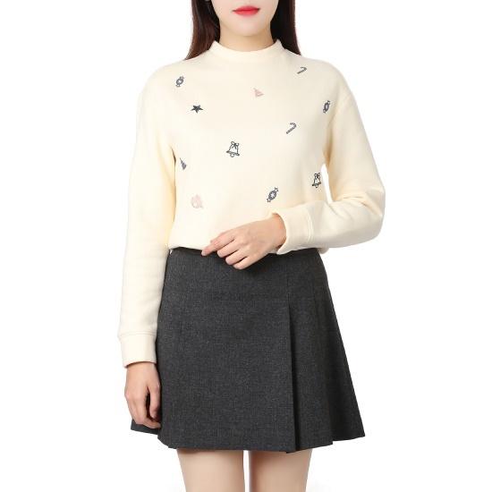 オチョク幾何学エスニク風のワンピース71552623 面ワンピース/ 韓国ファッション