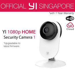 [Official YI Store] XIAOYI YI 1080P HOME CAMERA 1 (International Set)   Night Vision