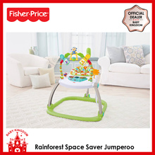 Fisher-Price Rainforest Space Saver Jumperoo