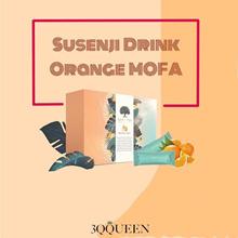 [STOCKS IN SG] FAST DELIVERY! CHEAPEST! SUSENJI ORANGE MOFA DETOX DRINK ❤ 100% AUTHENTIC ❤FREE SHAKE