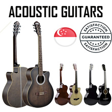 🎸SG SELLER🎸SG CHEAPEST FAST DELIVERY HIGH QUALITY Best Value Acoustic Guitar For Beginner