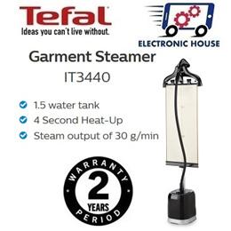 ★ Tefal IT3440 Garment Steam Prostyle Silver ★ (2 Years Warranty)