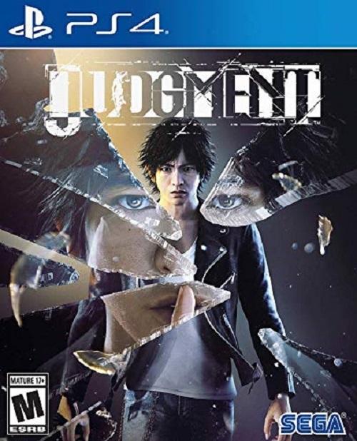 [Sega]PS4 Judgement Standard Edition