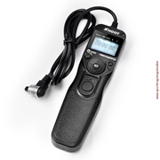 RS-80N3 LCD Timer Remote Shutter Release for Canon EOS 5D 7D 6D 50D 1D Mark II 1Ds III 40D 1D 1DsMar