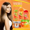 [Makarizo Package] Advisor Hair Recovery + Hair Energy Creambath + Hair Energy Shampoo