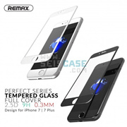 REMAX Perfect Series Tempered Glass iPhone 7 7 Plus Full Cover 2.5D Curve Edge 9H 0.3mm HD Clear
