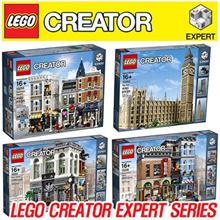 LEGO Creator Expert 10243 10251 10246 10232 / Parisian Restaurant