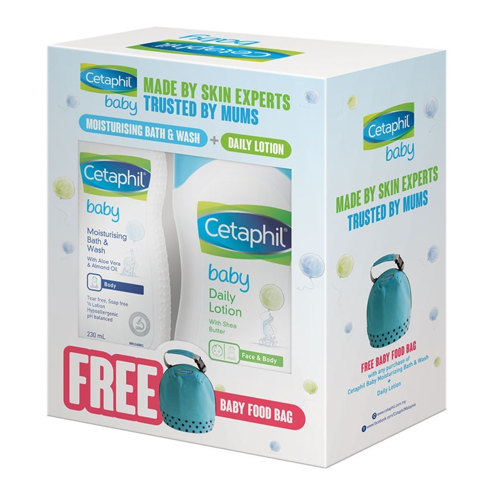 Qoo10 Baby Moisturising Bath Wash Daily Lotion 1 S Hair Cetaphil With Shea Butter 400 Ml Fit To Viewer