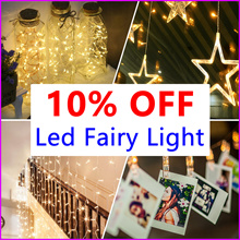 ★ Led Fairy Lights ★ Xmas lights / Battery Operated For Party Wedding decoratior