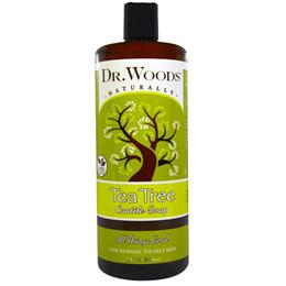 Dr. Woods Castile Soap 32 fl oz (946 ml)