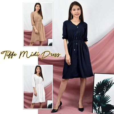 Tiffe Midi Dress