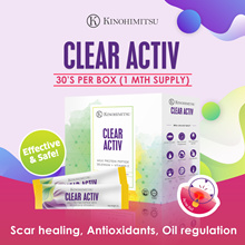 [1MTH SUPPLY] Clear Activ 30s *Clear Acne* Control Oil Balance* Proven Effective Result
