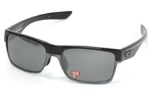 Sunglasses brand gift OAKLEY Oakley Oakley sunglasses OO9256-06 TWO FACE Polished Black Black Iridium Polarized osoa00883u