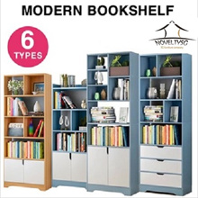 [LOCAL SELLER] Simple Modern Bookshelf. Multi Functional Storage Rack! Self-Assemble/DIY