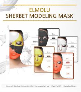 ELMOLU  SHERBET MODELING MASK