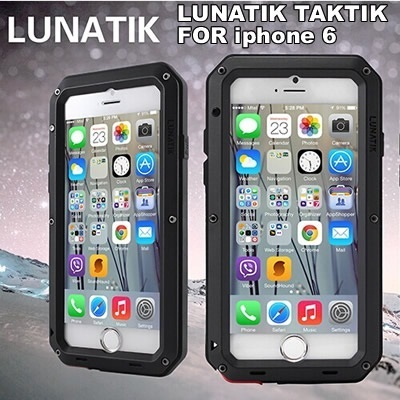 classic fit 7eee4 366ef LUNATIK TAKTIK Case for iPhone6/6S iPhone7/7 Plus 4.7/5.5 inch  Case/iPhone5/5S Cover/iPhone4/4S Case