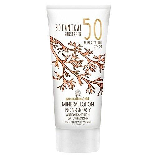 Qoo10 Australian Gold Botanical Sunscreen Spf 50 Tinted Face Mineral Lotion Skin Care
