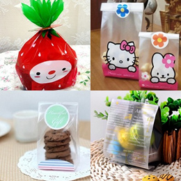 *** Korean Style Non-adhesive Cookie Bags / Gift Packing ***