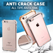 Anti Crack Case iPhone 5 6 7 Samsung Xiaomi Oppo All Tipe anticrak