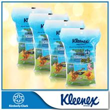 KLEENEX Protect Hand Sanitizing Moist Wipes (case) 3x10sheetx4pcs