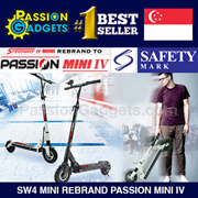 ★SG Seller★LTA Compliance Speedway3/4 Mini aka Passion MINI 3/4  Speedway SW3 SW4/ PM4 / PM4 pro
