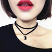 Best Seller Choker at ZWEI! Z152 - Arthees Choker Necklace Glazier Pendant