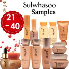 sulwhasoo外Best Collection!Water/Emulsion/Essence/Serum/Cream/Eye Cream/Ginseng/ Whitening/Mask