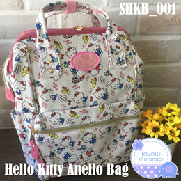 Hello Kitty   My Melody Anello Backpack  Big Small Anello backpack   School 5e934f53c1bf9