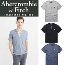 2018 New Model [ Abercromble n Fitch] ★Limited Special Price ♥ Incredible Bargain ♥Men T-shirt