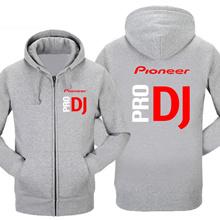 shop Pkorli Pioneer Pro DJ Sweatshirt Club Wear Cdj Nexus Audio Ddj Hoodie Men Women Casual Fleece M