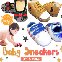 [ORTE] Baby Sneakers Limited Edition★Sport Shoes for Boy Girl Toddler Prewalker★Free Shipping