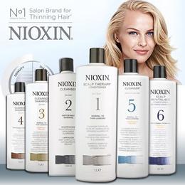 NIOXIN 니옥신 샴푸  컨디셔너 세트 1000ml 2단계
