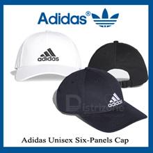 Adidas Unisex Six-Panel Cap (Black / Navy / White)