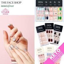 [the face shop / etude house/innisfree] dashing diva magic press / nail polish / nail sticker