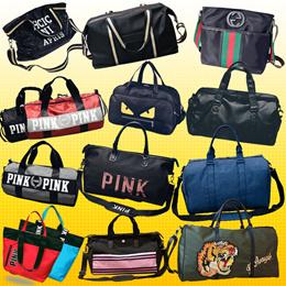 fbb0dc4931f Authentic Luggage Travel Bag for Men Women ☆Sports Gym Yoga Bags☆Shoulder  Tote Handbag