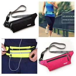 Sports Pouch Bag Jogging Belt Waist Running Bicycle Teacher Day