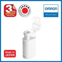 Omron MicroAir Mesh Nebulizer NE-U100