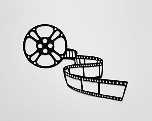 Home Theater Decor Movie Reel