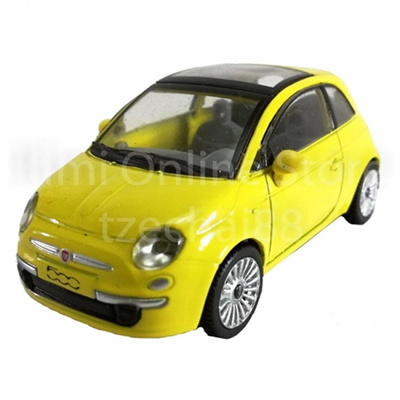 Qoo10 Fiat 500 Toys